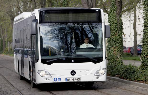 Paris bestellt 199 Mercedes-Benz Citaro