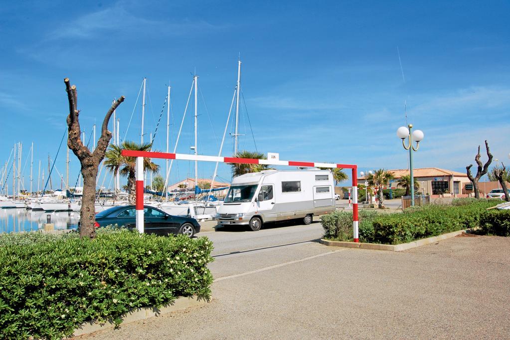 Parkplätze in Frankreich: Wohnmobile unerwünscht