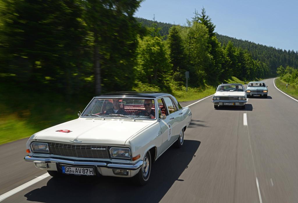 Paul-Pietsch-Classic 2014: Ein Admiral fährt den Opel-Chef zum Sieg