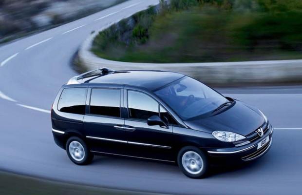 Peugeot 807 - Aus für den großen Van