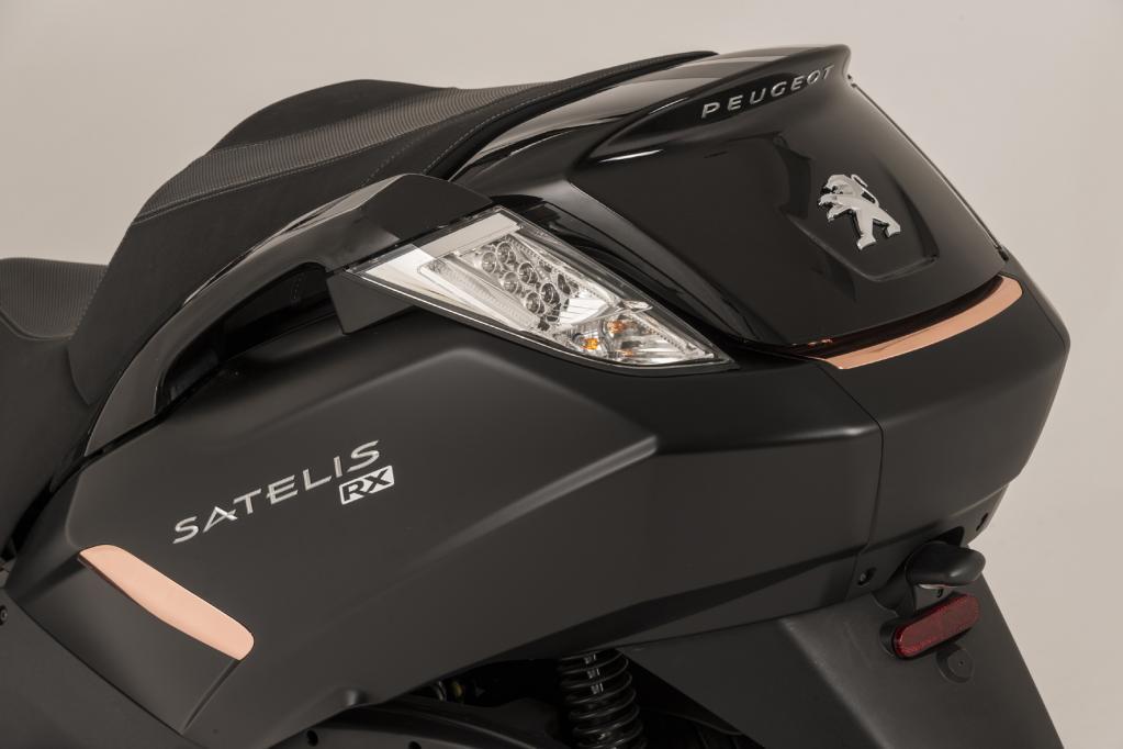 Peugeot Satelis RX mit neuem Design
