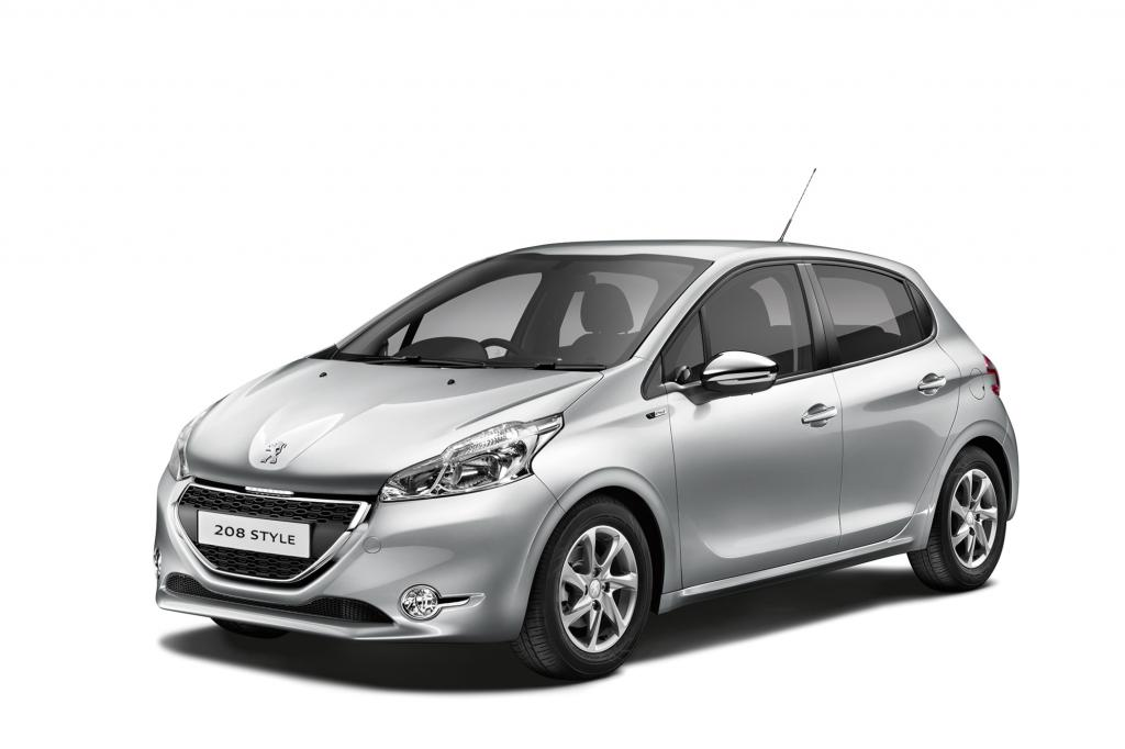 Peugeot Style Sondermodelle - Mit den beliebtesten Extras an Bord