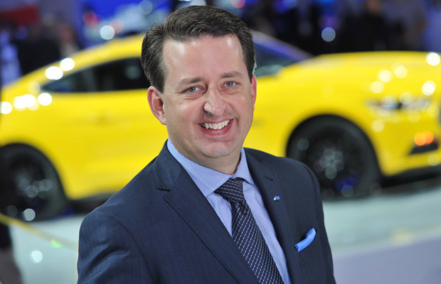 Piaskowski wird Ford-Designdirektor