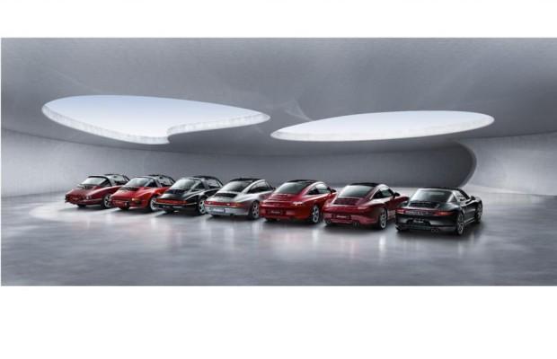 Porsche Cabrio-Versionen - Offen gestanden