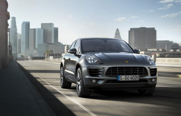 Porsche Macan S: 911er höher gelegt