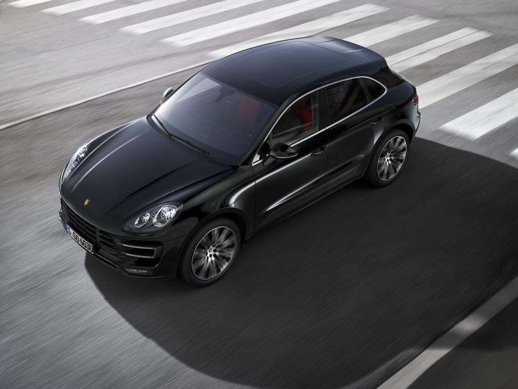 Porsche Macan S: 911er höher gelegt (korrigiert, Datum 1. Satz)