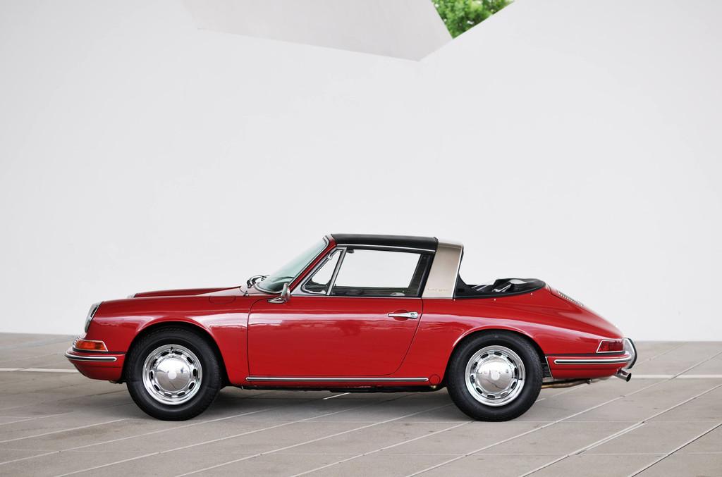 Porsche-Verdecksysteme: 9,8 Sekunden bis zum blauen Himmel