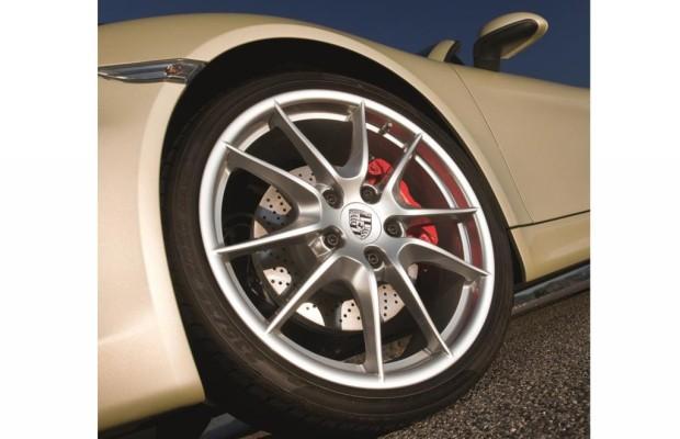 Porsche-Vierzylinderboxer - Mit Turbo auf bis zu 365 PS