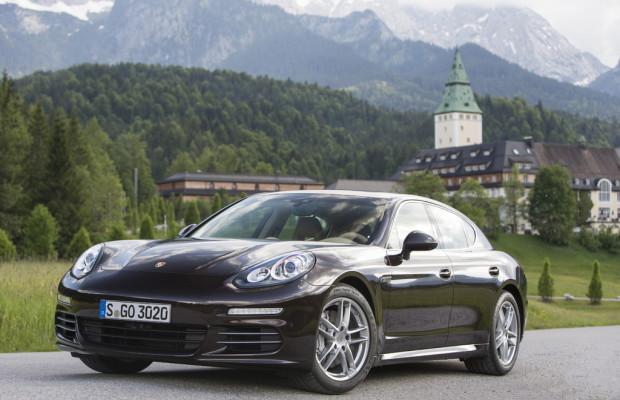 Porsche setzte bislang 71 500 Autos ab
