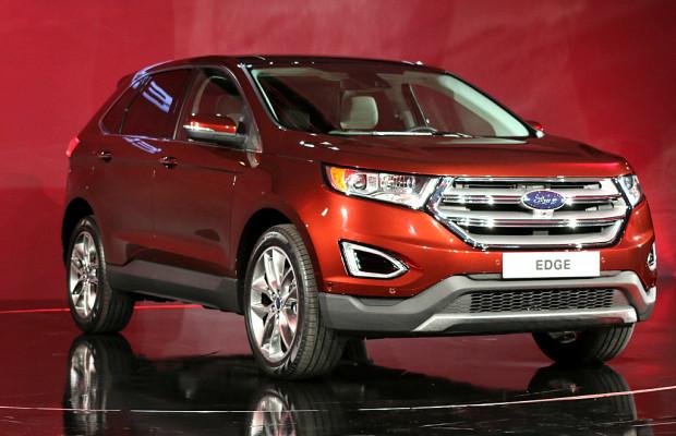 Präsentation Ford Edge - Neues Top-SUV kommt im Sommer 2015