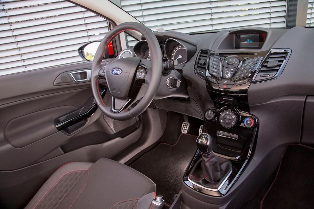Pressepräsentation Ford Fiesta Sport: 140 PS aus einem Liter