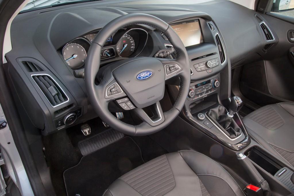 Pressepräsentation Ford Focus: Straffer unterwegs