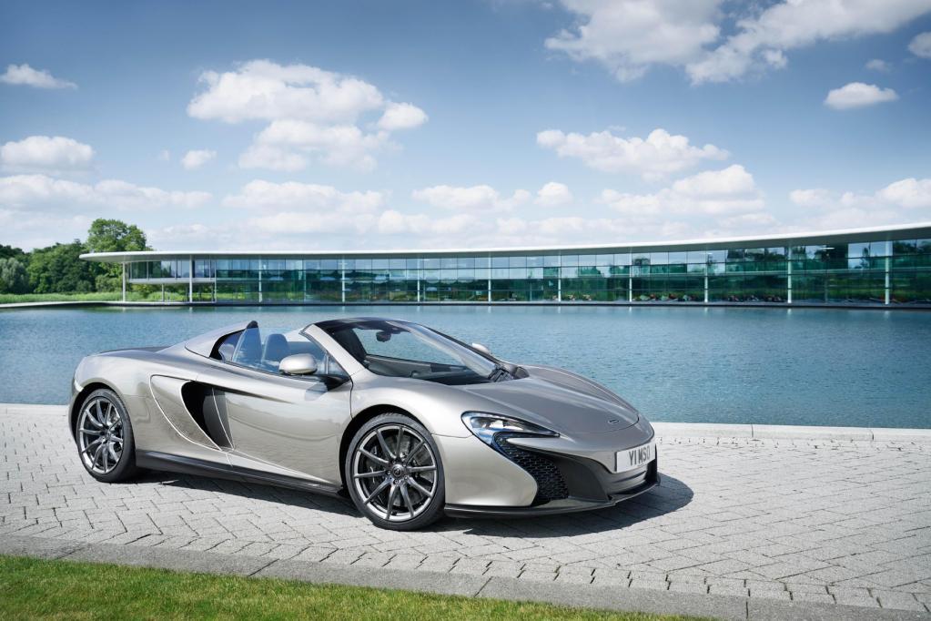 Purer Luxus: McLaren-Supersportler als Sondermodell