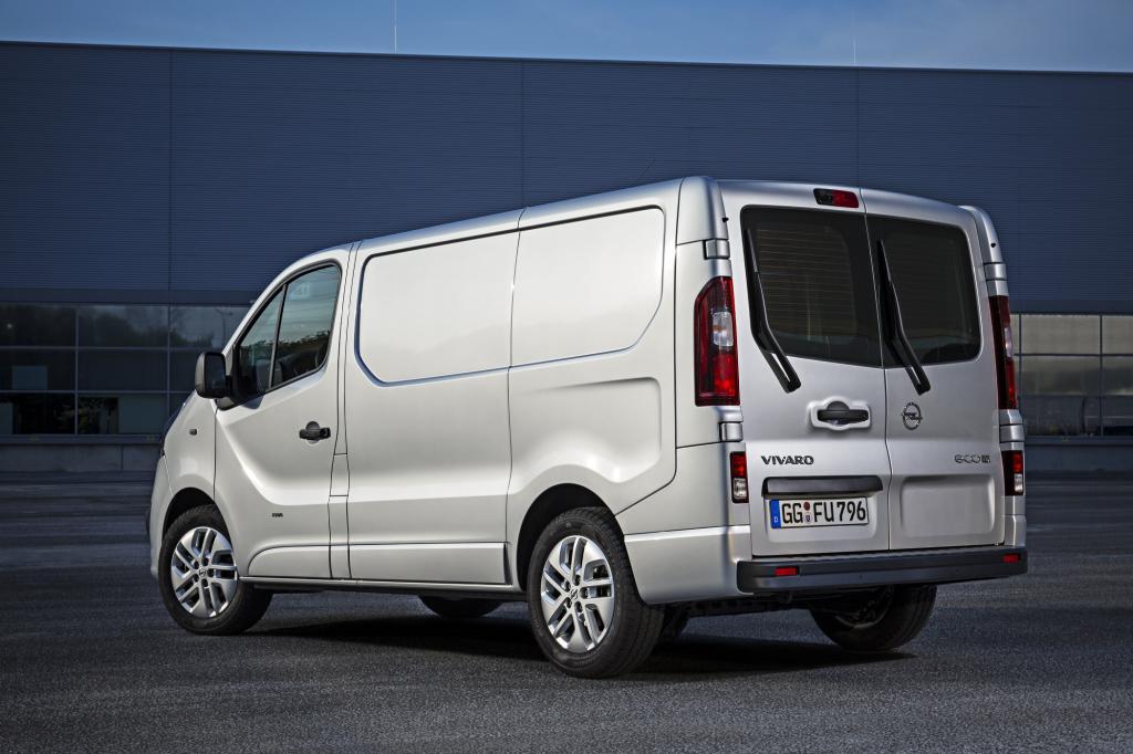 Quadratisch und praktisch: Diese Assoziationen drängen sich beim Betrachten des neuen Opel Vivaro sofort auf.