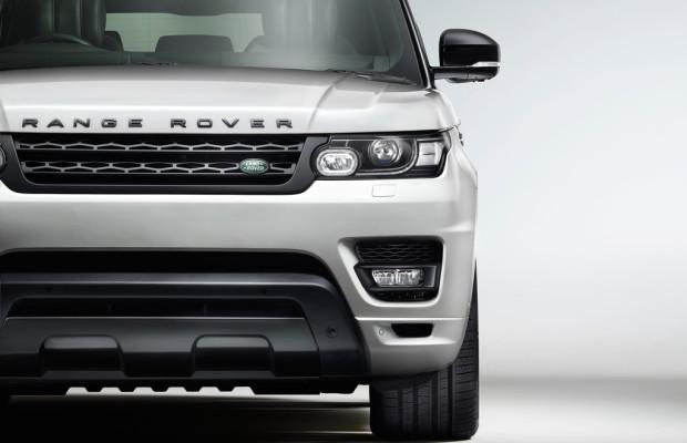 Range Rover Sport mit schwarzen Akzenten
