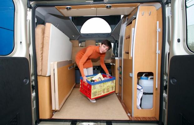 Ratgeber - Caravan und Wohnmobil richtig beladen