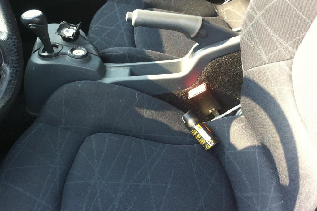 Ratgeber: Spraydosen im Auto - Bei Hitze knallt´s