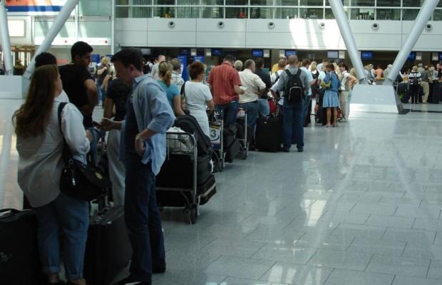 Recht: Verspätung von Flügen - Kein Geld bei Generalstreik