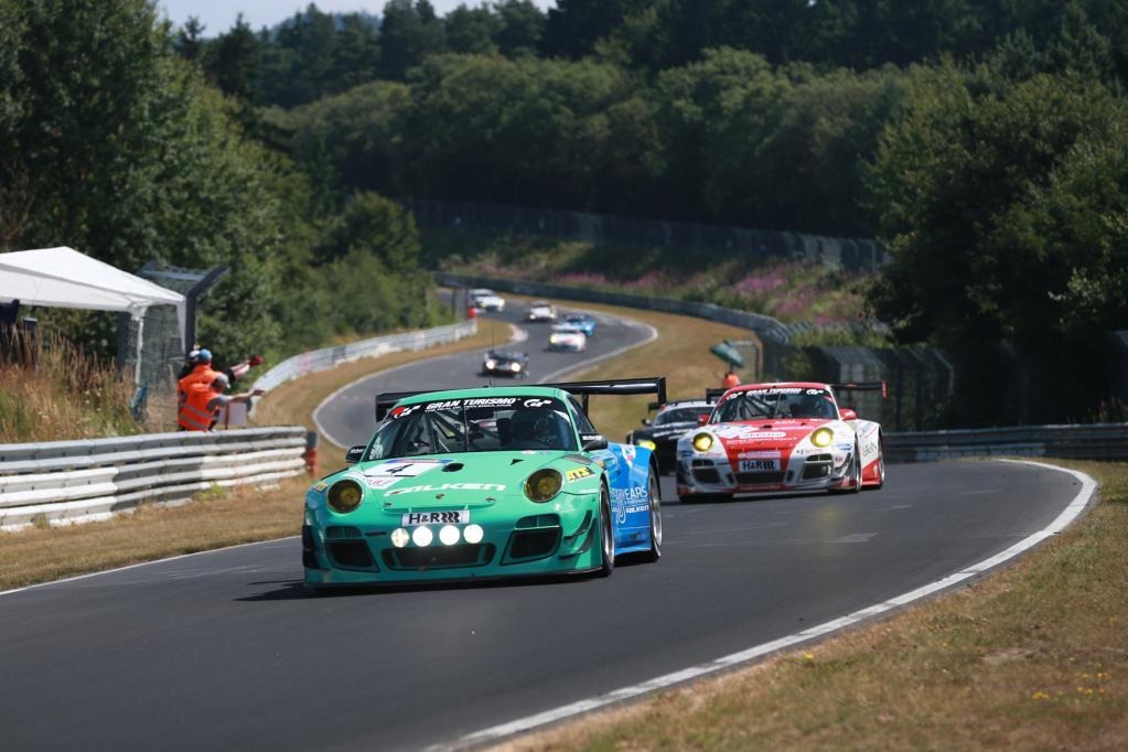 Reifen-Roulette am Nürburgring