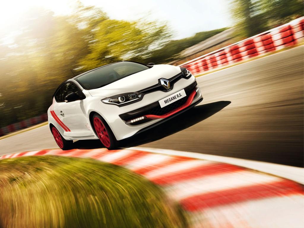 Renault Mégane erzielt neuen Rundenrekord