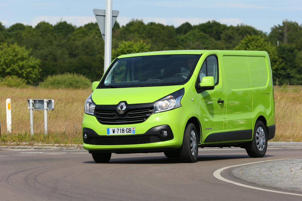 Renault Trafic: Preisstabil und vielseitig