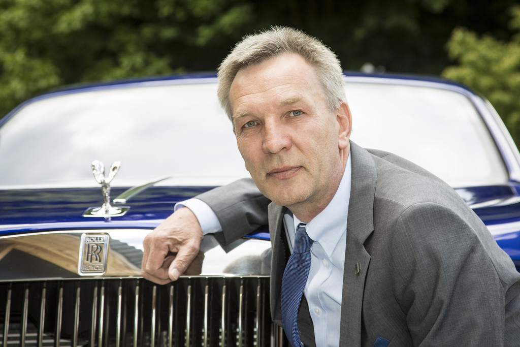 Rolls-Royce will über weitere Baureihe entscheiden