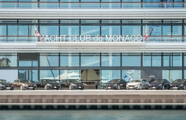 Schiff ahoi: Maserati macht die Welle