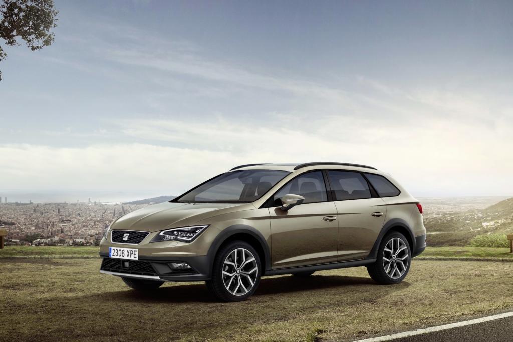 Seat Leon X-Perience - Offroad-Kombi statt Kompakt-SUV