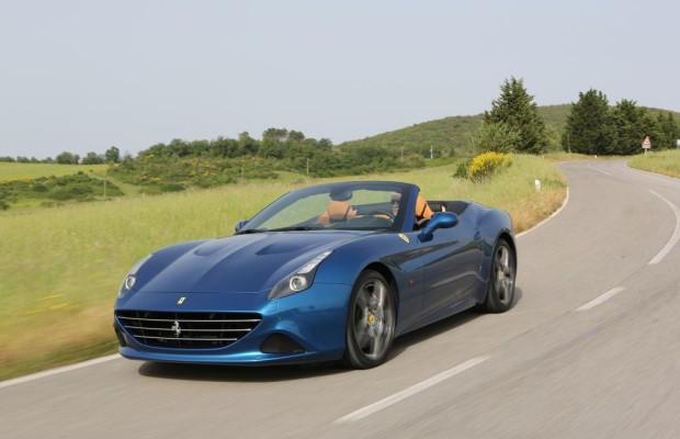 Test Ferrari California T - Blasen ist besser als saugen