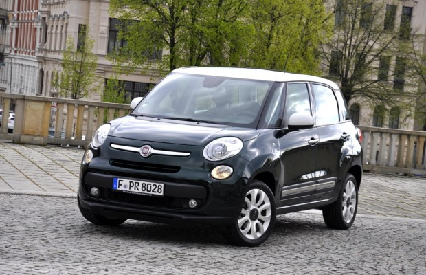 Test Fiat 500L Natural Power - Wer Gas gibt, spart