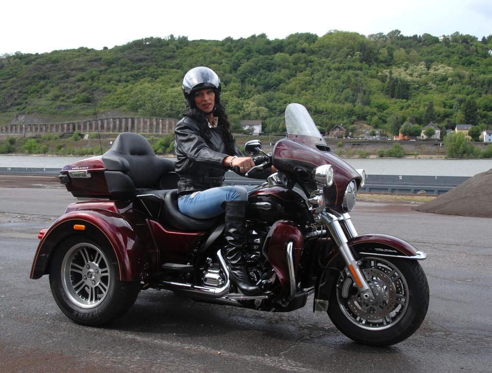 Test Harley-Davidson Tri Glide Ultra: Damenwahl