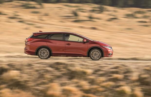 Test: Honda Civic Tourer 1.6 i-DTEC - Futurist mit Rucksack