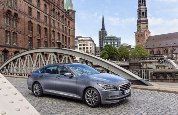 Test Hyundai Genesis - Feinkost aus Fernost