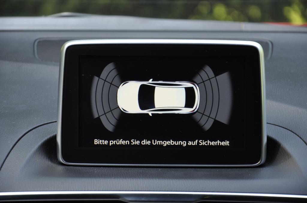 Test Mazda3 Skyactive-G 120 Sportsline - Der kann sich sehen lassen