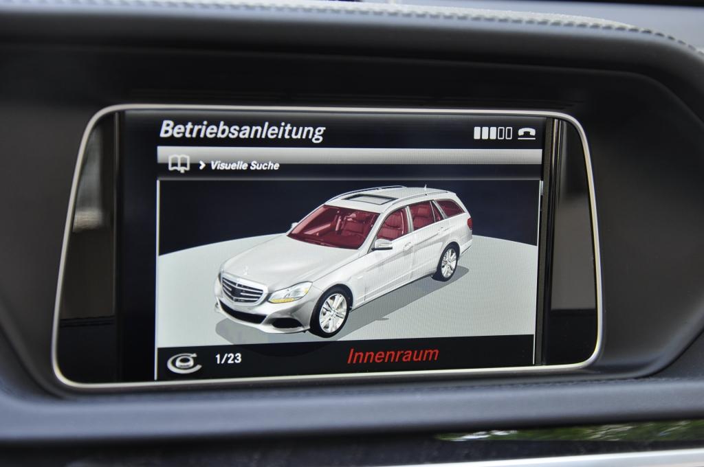 Test Mercedes-Benz E300 Hybrid  T-Modell - Der stille Streber