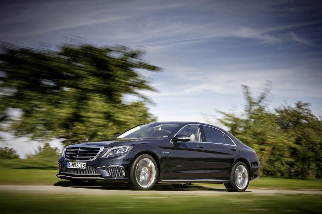 Test Mercedes-Benz S-Klasse 350 Bluetec - Bescheidenheit auf höchstem Niveau