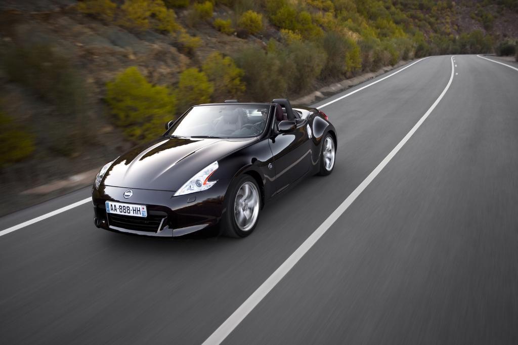 Test: Nissan 370Z Roadster - Cooles Cabrio zum heißen Preis