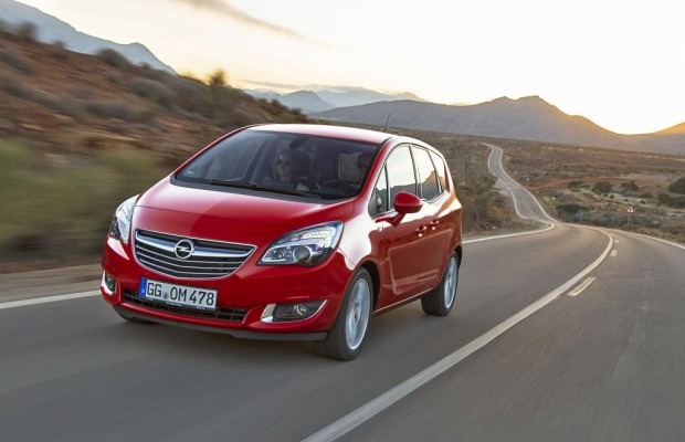 Test Opel Meriva - Es geht auch leise
