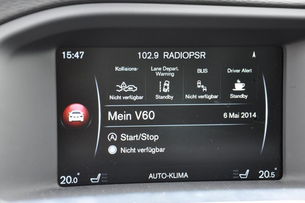 Test Volvo V60 D3 - Schwedische Trumpfkarte