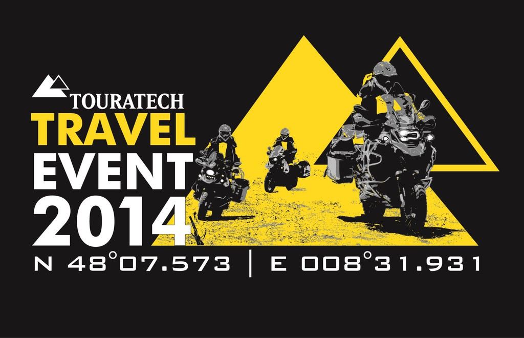 Touratech ruft zum Travel-Event