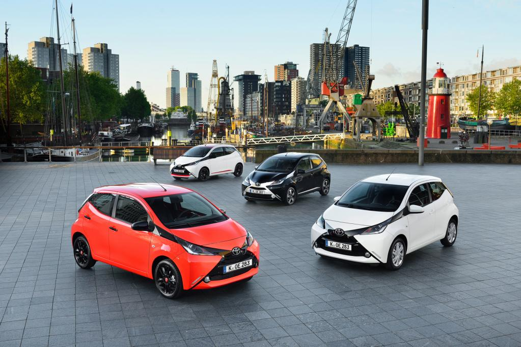 Toyota hat Grund zum Optimismus