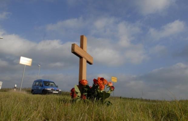 Traurige Bilanz des guten Aprilwetters: Auf den Straßen kamen ein Viertel mehr Menschen ums Leben als im vergangenen Jahr.