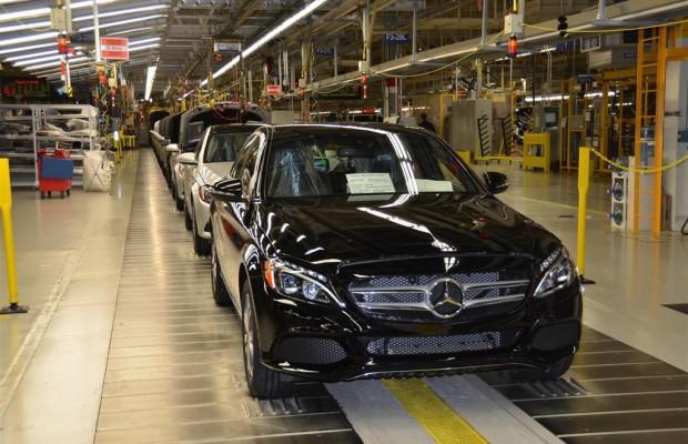 US-Werk nimmt C-Klasse-Produktion auf
