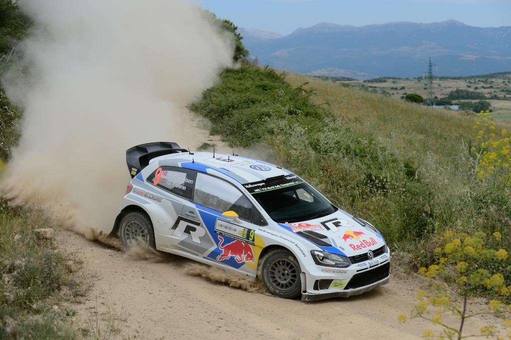 VW bleibt der Rallye-WM treu
