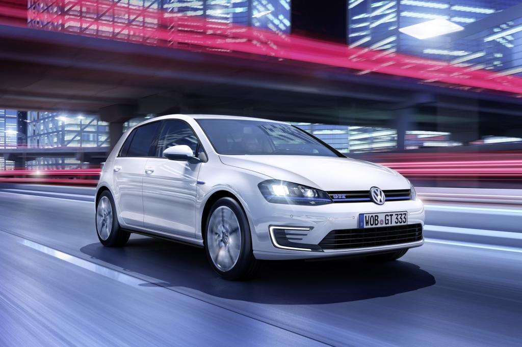 VW wird sein Plug-in-Angebot über den Golf GTE hinaus ausweiten