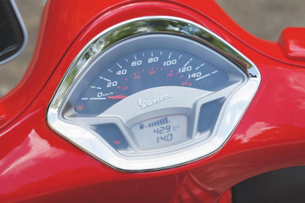 Vespa GTS 300 Super ABS/ASR: Evolution in der Vespa-Welt
