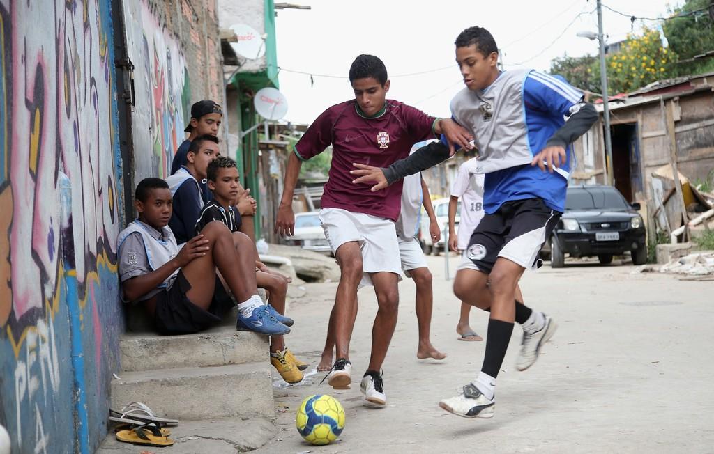 Volkswagen feiert WM in Brasilien