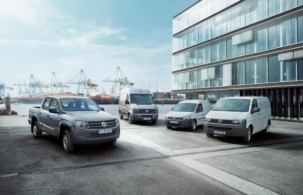 Volkswagen setzt weniger Nutzfahrzeuge ab