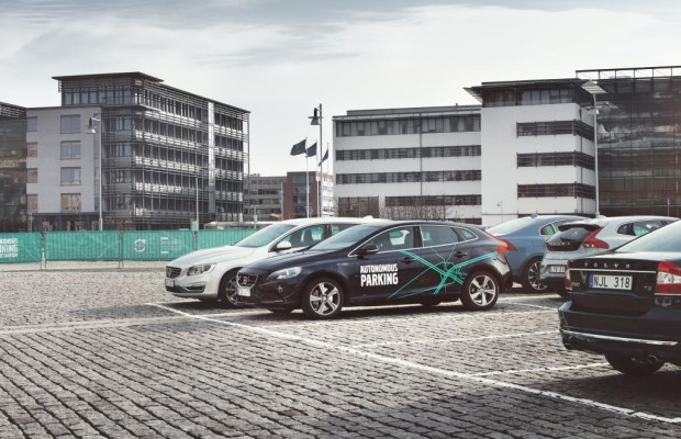 Volvo DriveMe in Göteborg - Parkst Du noch, oder lebst Du schon?