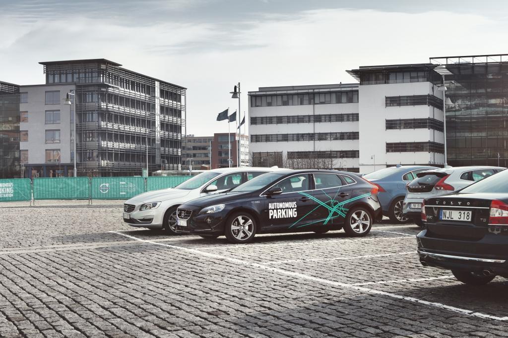 Volvo DriveMe in Göteborg